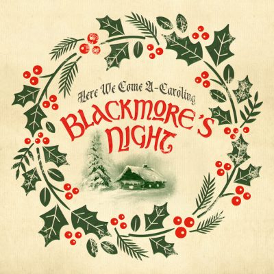 "BLACKMORE´S NIGHT: Weihnachts-EP und neues Album ""Nature´s Light"""