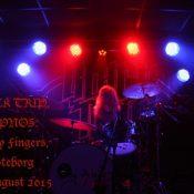 BLACK TRIP, HYPNOS: Sticky Fingers, Göteborg – 28. August 2015