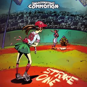 """BLACKWATER COMMOTION: debütieren mit """"Strike one"""" Album"""