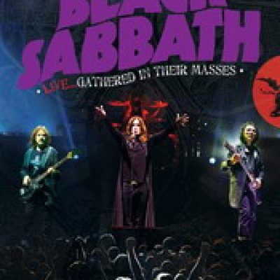 BLACK SABBATH: Live …Gathered In Their Masses [DVD/CD]
