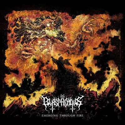 "BLASPHEMOUS: Labeldeal für ""Emerging Through Fire"" Album"