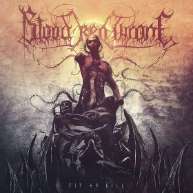 "BLOOD RED THRONE: Details zum neuen Album ""Fit To Kill"""