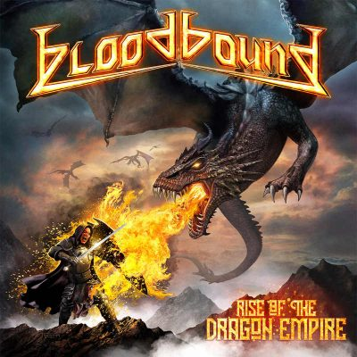 "BLOODBOUND: Lyric-Video vom ""Rise of the Dragon Empire"" Album und Tour"