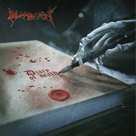 "BLOODLOST: Video vom ""Diary of Death"" Album"