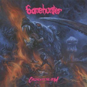 "BONEHUNTER: Neues Album ""Children of the Atom"""