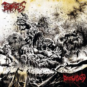 """BONES: USURPER-Musiker veröffentlichen Titeltrack des """"Diseased""""-Albums"""