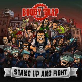 "BOOBY TRAP: Video vom Crossover / Thrash Album ""Stand Up And Fight"""