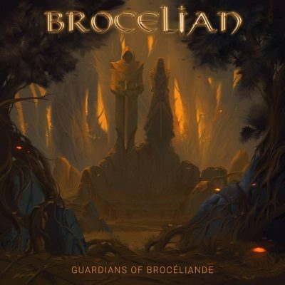 "BROCELIAN: Lyric-Video vom ""Guardians of Brocéliande"" Album"