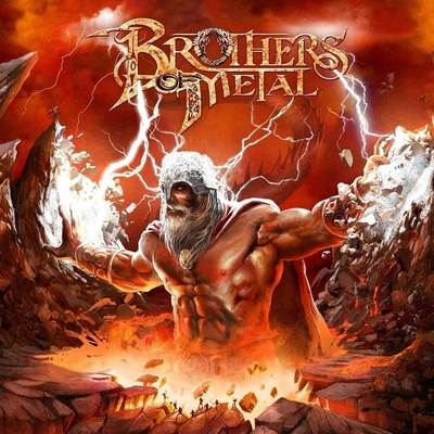 "BROTHERS OF METAL: weiteres Video vom ""Prophecy Of Ragnarök"" Album"
