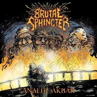 """BRUTAL SPHINCTER: weiterer Track vom """"Analhu Akbar"""" Album"""