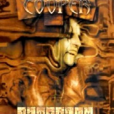 ALICE COOPER: Brutally Live (DVD & CD)