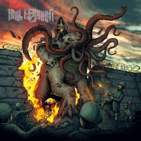 """BULL ELEPHANT: kündigen Doom / Death Debütalbum """"Bull Elephant"""" an"""