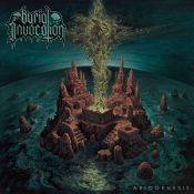 """BURIAL INVOCATION: Stream vom """"Abiogenesis"""" Album"""