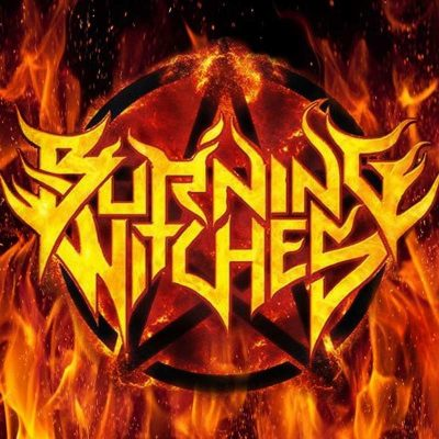 "BURNING WITCHES: Neue Sängerin Guldemond performt neuen Song ""Wings Of Steel"""