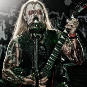 "BELPHEGOR ""European Totenritual Crusade 2017"" mit ENTHRONED, DESTRÖYER 666, NERVOCHAOS"