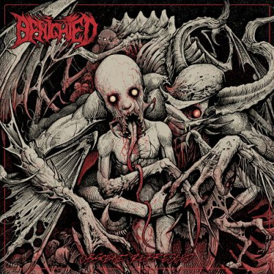 "BENIGHTED: Video-Clip vom neuen Album ""Obscene Repressed"""