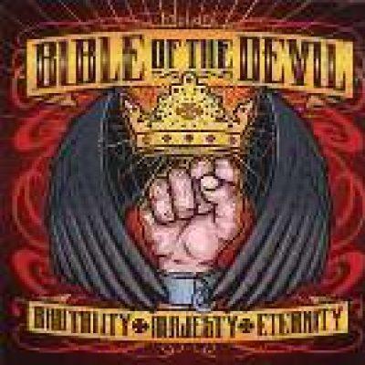 BIBLE OF THE DEVIL: Brutality, Majesty, Eternity