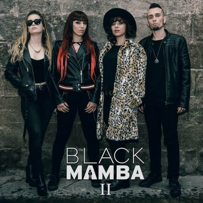 "BLACK MAMBA: Neues Hard Rock Album ""Black Mamba II"" aus Italien"