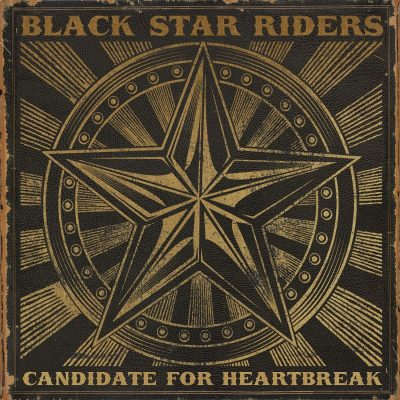 "BLACK STAR RIDERS: neuer Song ""Candidate For Heartbreak"""