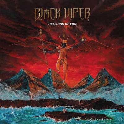"BLACK VIPER: Neues Album ""Hellions Of Fire"""