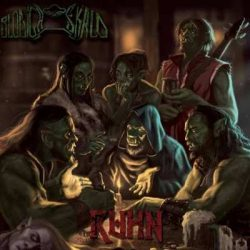 "BLODIGA SKALD: Lyric-Video zu ""Ruhn"""