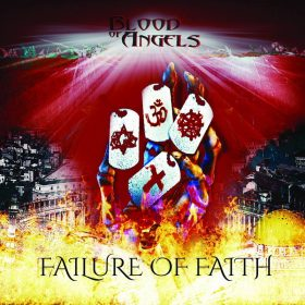 "BLOOD OF ANGELS: neues Melodic Death Metal Album ""Failure of Faith"" aus Florida"