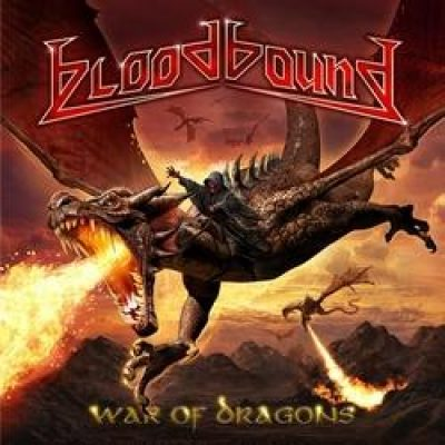 "BLOODBOUND: Video-Clip zu ""Battle in the Sky"""