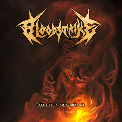 """BLOODSTRIKE: weiterer Track vom """"Execution of Violence""""-Album"""