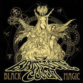 """BRIMSTONE COVEN: neuer Song """"Beyond The Astral"""" online"""
