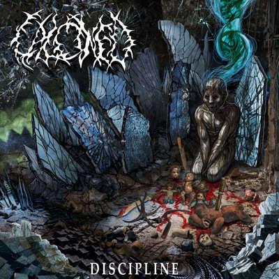 """CALCINED: streamen """"Discipline"""" Album"""