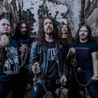 "CAPILLA ARDIENTE: kündigen zweites Doom Album ""The Siege"" an"