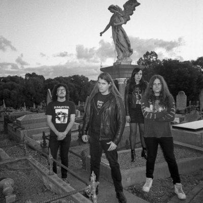 """CARCINOID: Death Metal Debütalbum """"Metastatic Declination"""" aus Australien"""