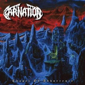 "CARNATION: Lyric-Video vom ""Chapel of Abhorrence"" Album"