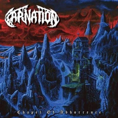 "CARNATION: Lyric-Video vom ""Chapel of Abhorrence"" Album"
