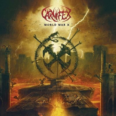 "CARNIFEX: Video zum Titeltrack des ""World War X""-Albums"
