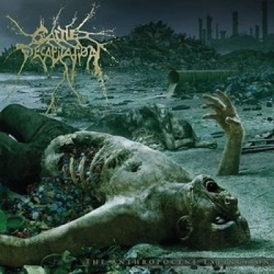 "CATTLE DECAPITATION: weiterer Song von  ""The Anthropocene Extinction"" online"