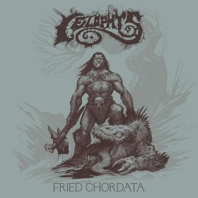 "CELOPHYS: Tracks vom Sludge Album ""Fried Chordata"""