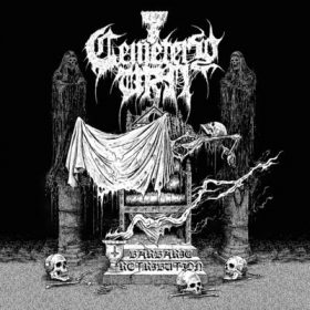 "CEMETERY URN: Neues Album ""Barbaric Retribution"""