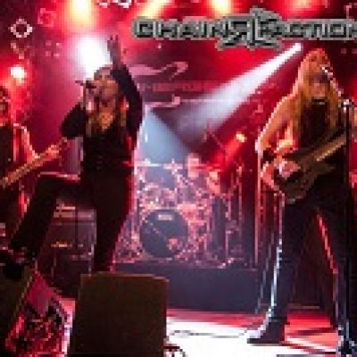 CHAINREACTION: Neue Band bei Pure Legend