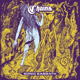 "CHAINS: Video-Clip vom neuen Doom Metal Album ""Sonic Sabbath"" aus Slowenien"