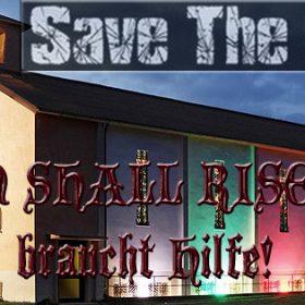 DOOM SHALL RISE: Save The Chapel / DSR-Veranstaltungsort Chapel braucht Hilfe