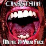 "CHASTAIN: Klassiker mit Kate French auf ""Metal In Your Face"""