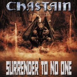 "CHASTAIN: ""Surrender As No One"" als Vinyl erhältlich"