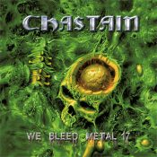 "CHASTAIN: Lyrics-Video zu ""I Live For Today"""
