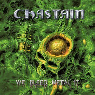 """CHASTAIN: Lyrics-Video zu """"I Live For Today"""""""