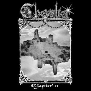 """CHEVALIER: Re-Release von """"Chapitre II"""" EP auf Vinyl"""