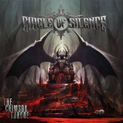 "CIRCLE OF SILENCE: Lyric-Video vom ""The Crimson Throne""-Album"