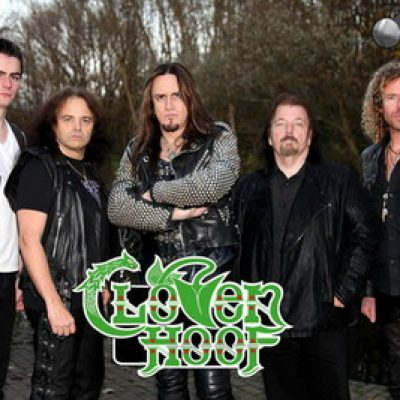 CLOVEN HOOF: Deal mit Pure Steel