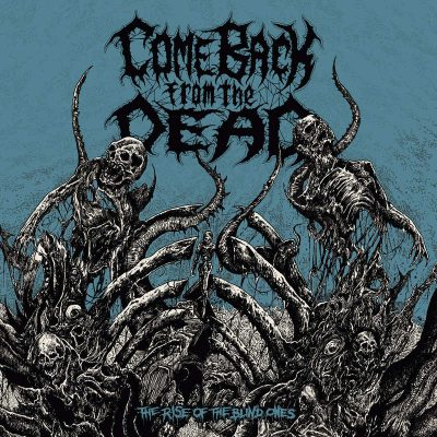 """COME BACK FROM THE DEAD: Track vom neuen """"The Rise of the Blind Ones"""" Album"""