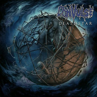 "CONVULSE: weiterer Video-Clip vom neuen Death Metal Album ""Deathstar"""